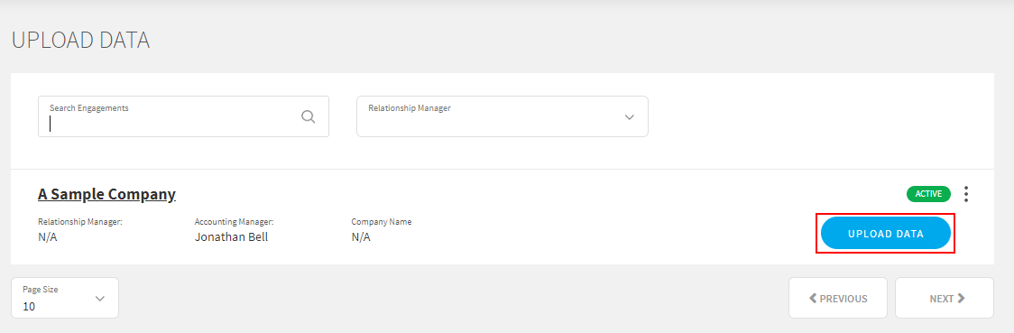 Uploading from Xero – Barclays LedgerShare Support